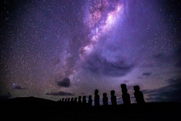Moai_Under_the_Milky_Way,_Ahu_Tongariki,_Easter_Island