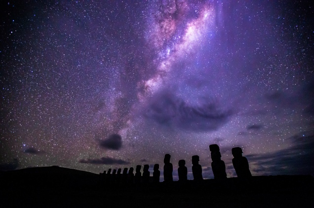 Moai_Under_the_Milky_Way,_Ahu_Tongariki,_Easter_Island