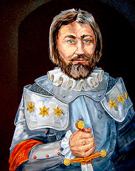 Ulrik II. Celjski je na romanju postal vitez