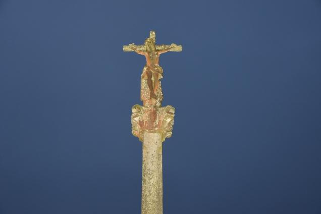 Jakobovo pot obeležujejo številni križi